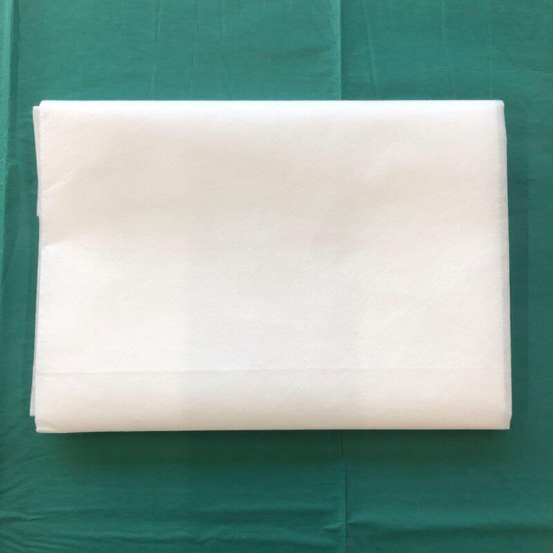 biodegradable sterile bed sheet with ce