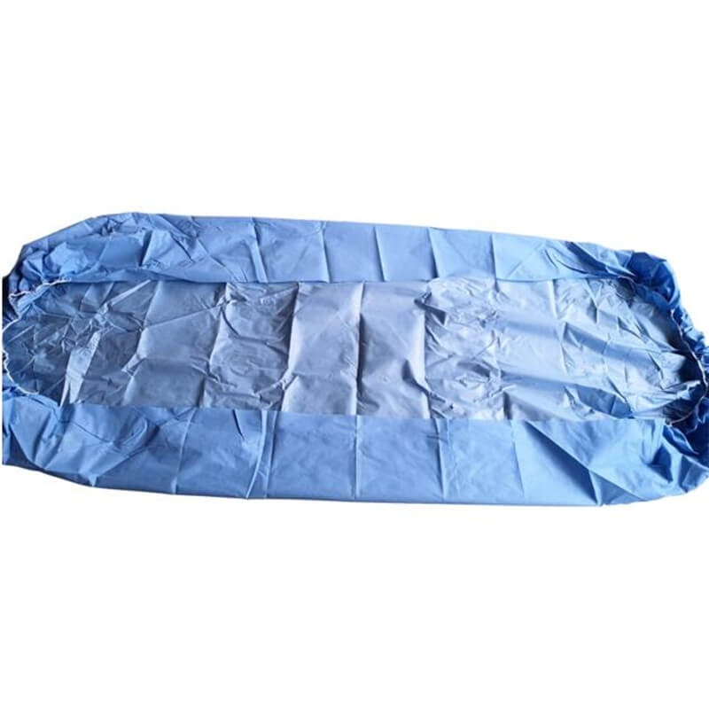 SMS+PE Waterproof Medical Bed Cover