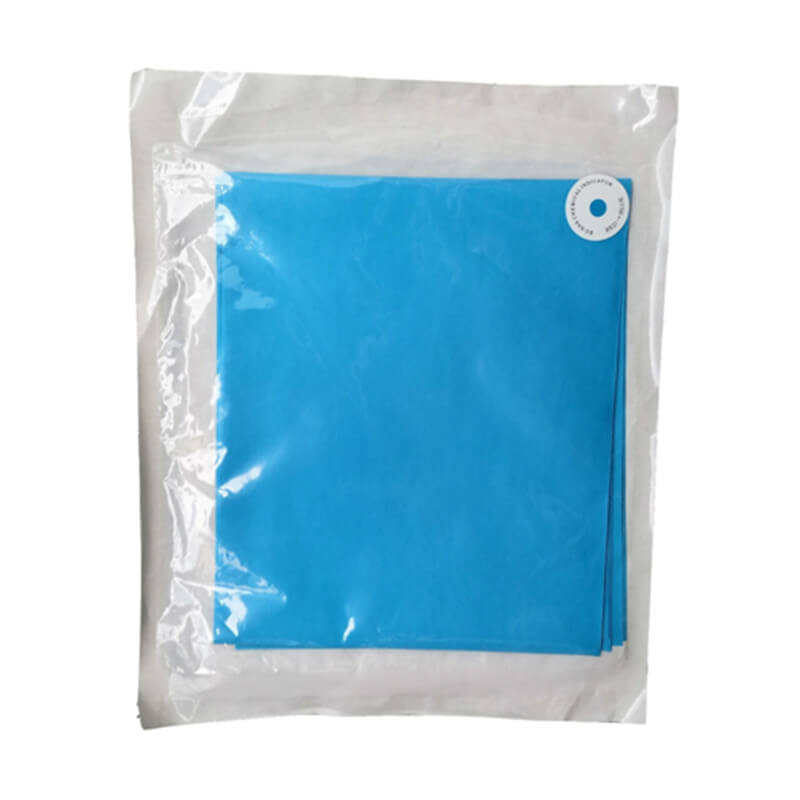 disposable sterile utility drape with ce