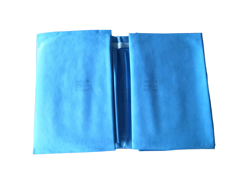 split drape surgery for various surgery