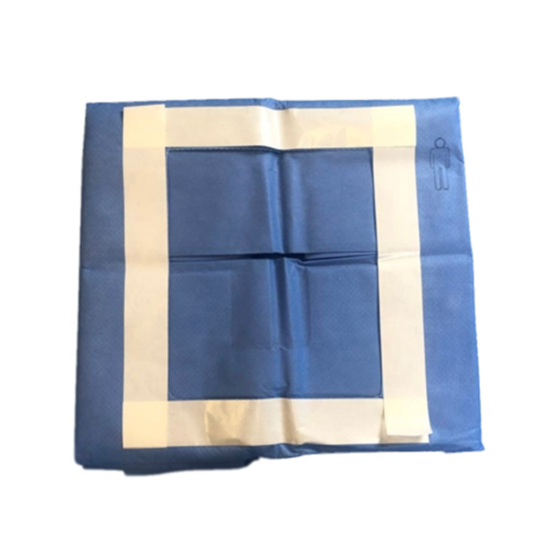 laparoscopy drape pack for procedure