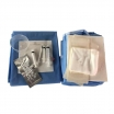 ophthalmic pack nonwoven used for eye surgery prcedure