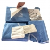 eye drapes&packs used for ophthalmic procedures in hospital