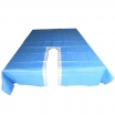 disposable sterile split surgical drapes for many surgery procedure