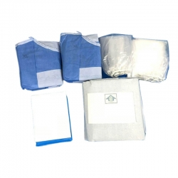 Angiography Surgical Pack