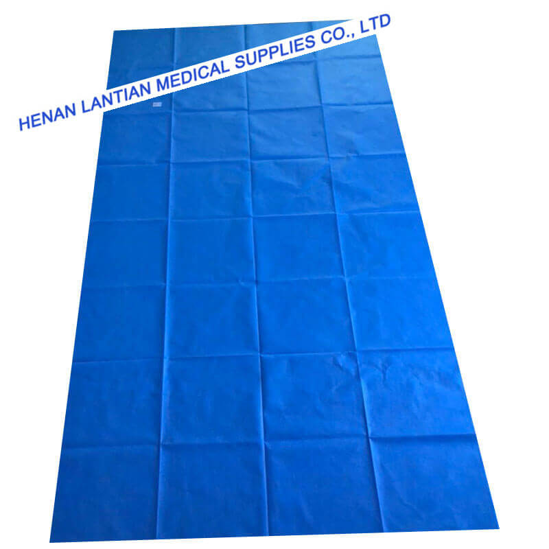 consumable disposable hospital bed sheet