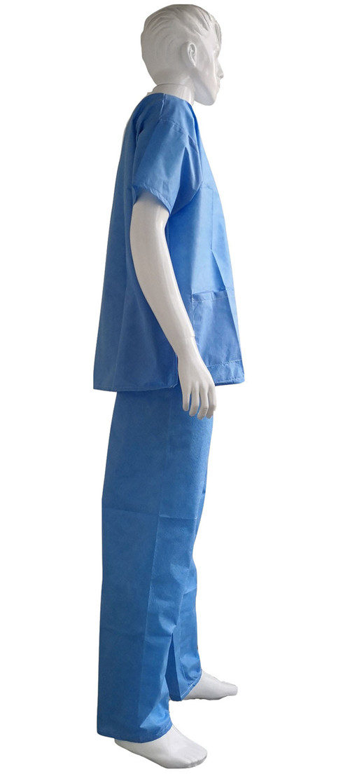 medical patient gowns with CE