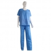 sms disposable patient gowns for hospital surgery