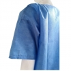 surgery gown patient used in hospital rooms