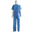 medical patient gowns in hospital