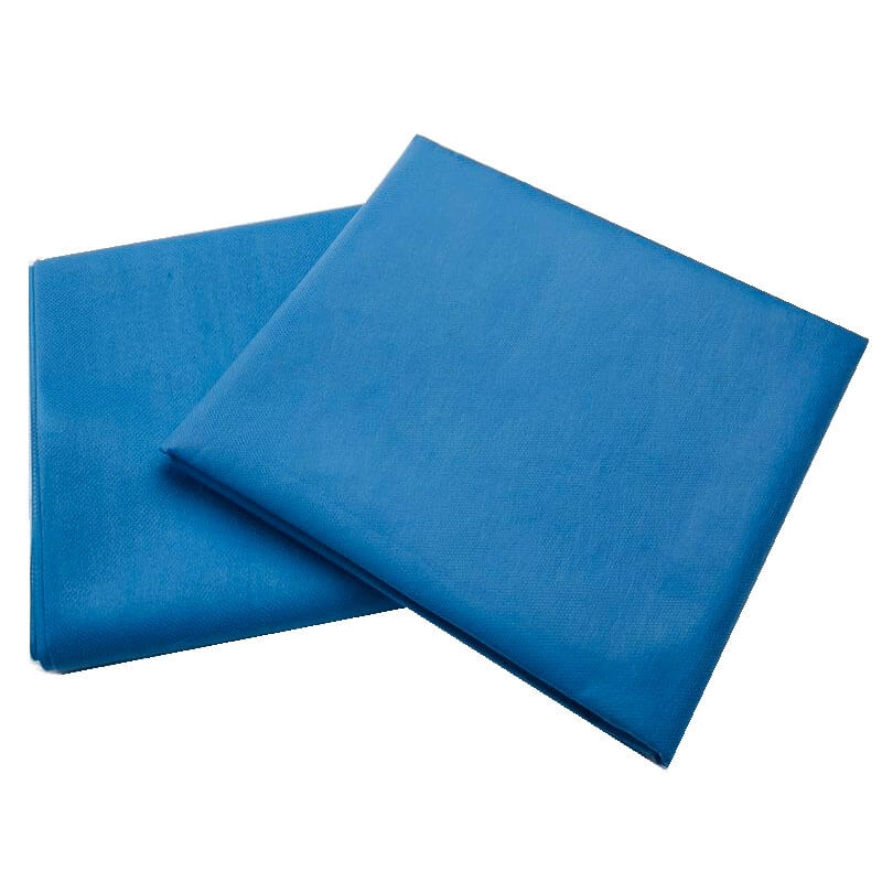 Hydrophilic PP+PE Waterproof Medical Bed Sheet