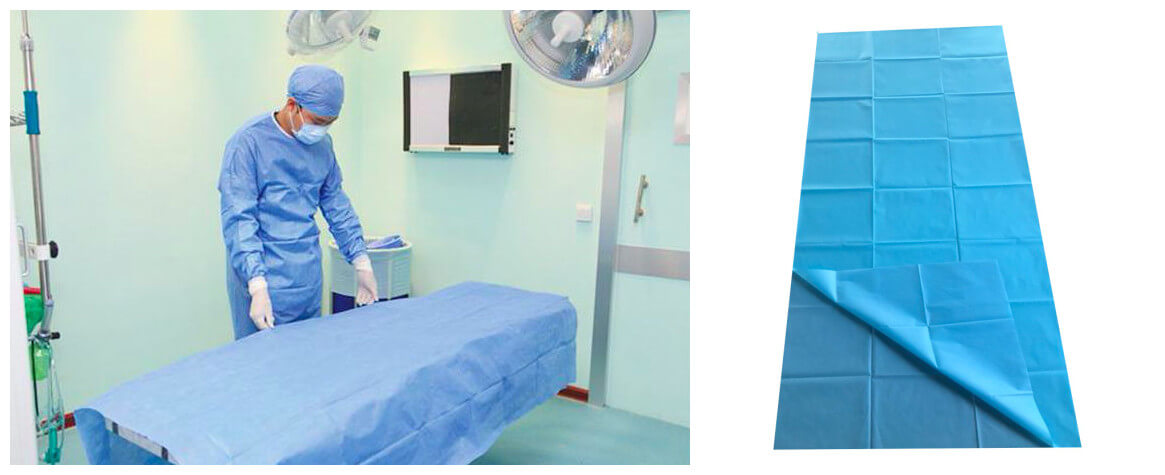 medical bed covers