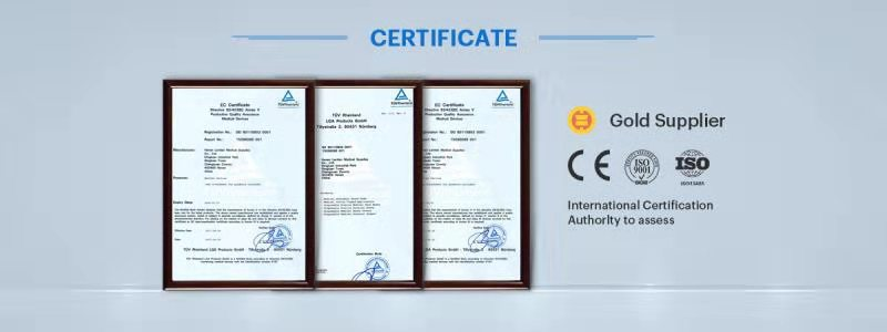 Lantian medical CE and ISO certificate