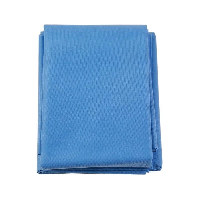 SMS+ PE Waterproof Medical Bed Sheet