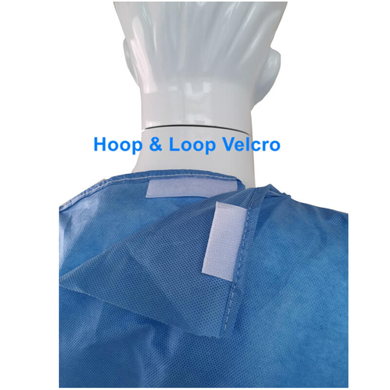 medical surgical gowns for hospital surgery use