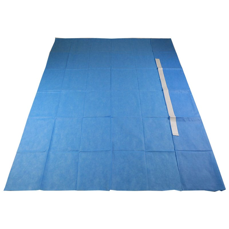 disposable sterile drapes for surgery using