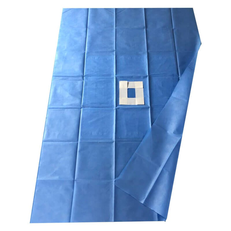 adhesive sterile drapes surgical for hospital procedure