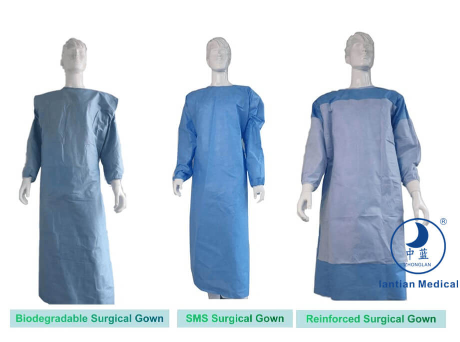what is surgical gown disposable