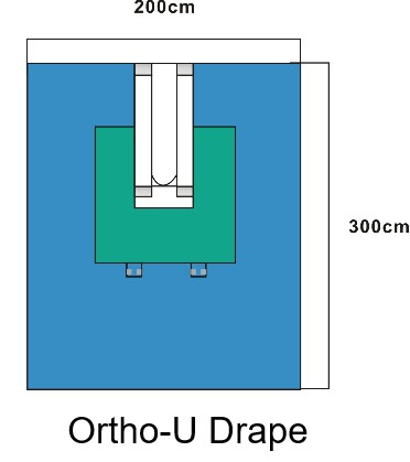 sterile u-drape manufacture