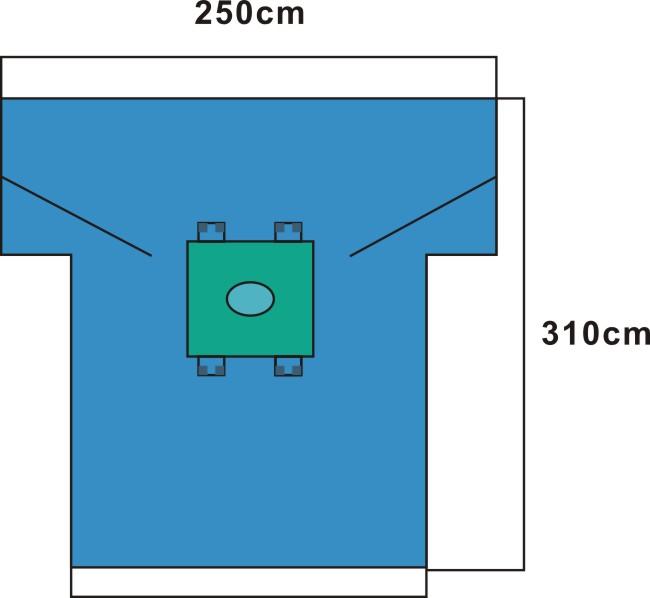 c-section sterile drape-lantian medical supplies