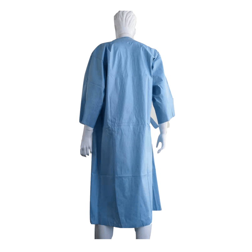 patient operation gown biodegradable for patients wear
