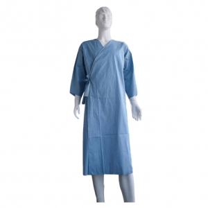 Biodegradable Disposable Patient Gowns