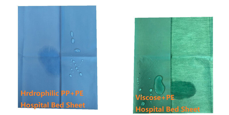 disposable bed cover waterproof