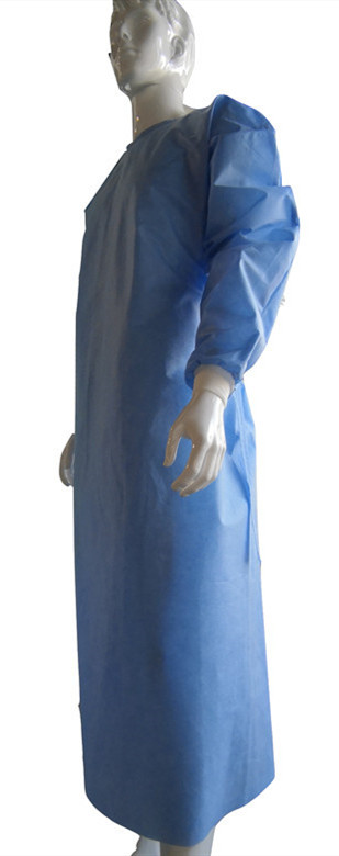 disposable medical surgical gown ce