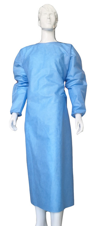 disposable surgeon gown with ce