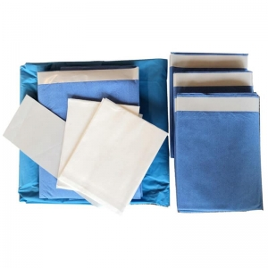 Disposable Universal Pack With AAMI PB70 Part