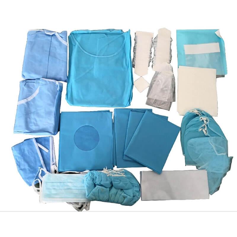 Oral Surgery Drape Pack