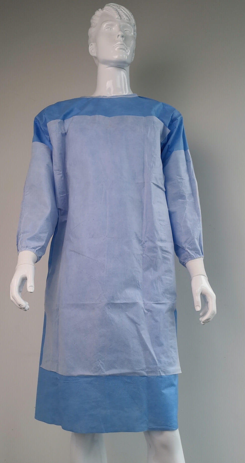 reinforced gown with eo sterilization