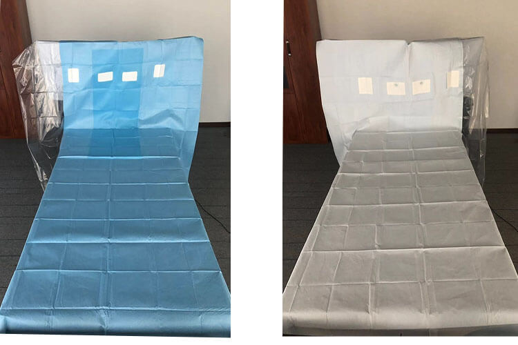 angiography sterile drape for hospital surgery