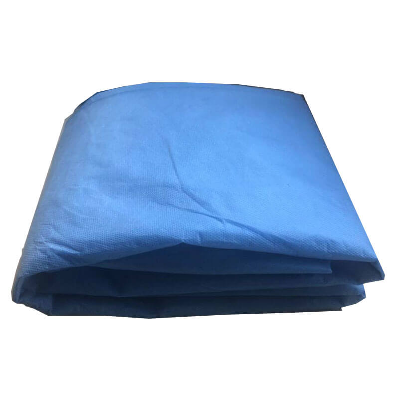 disposable bed cover for patient room