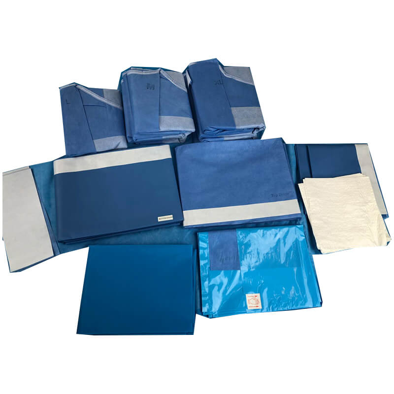 sterile universal pack for various procedure