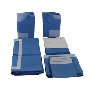 Laparotomy Surgical Pack