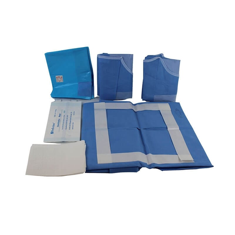 Laparoscopy Surgical Pack