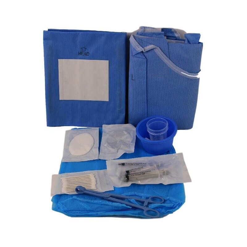 Disposable Ophthalmic Pack