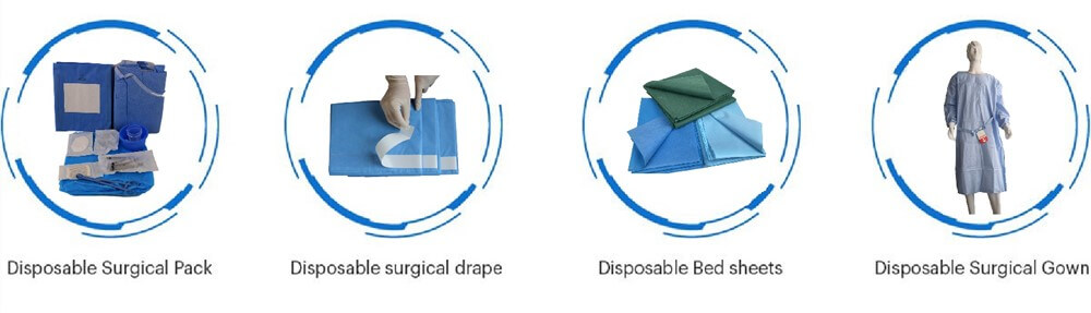 surgical drapes and gowns manufacturers