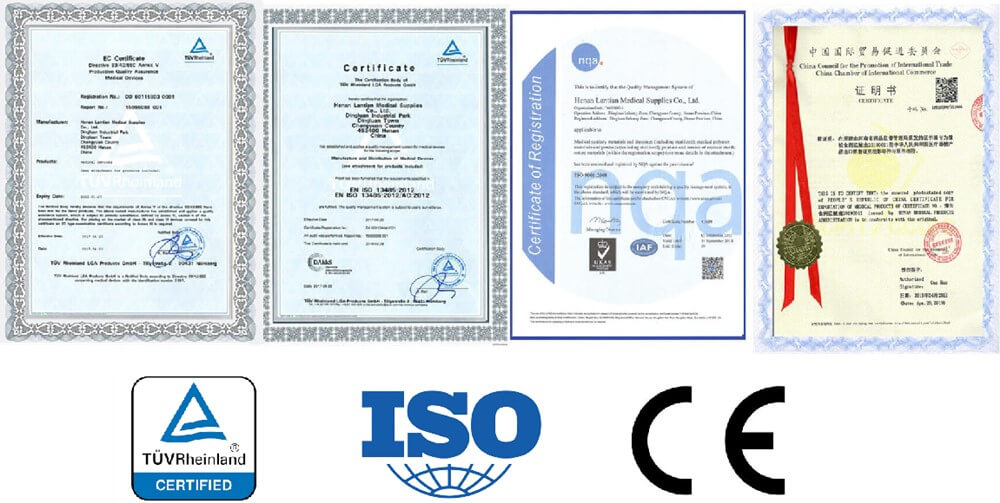 lantian medical with CE & ISO certificate